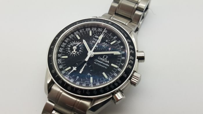 Omega - Speedmaster Automatic Day Date - 3520.5000 - Unisex - 2000-2010