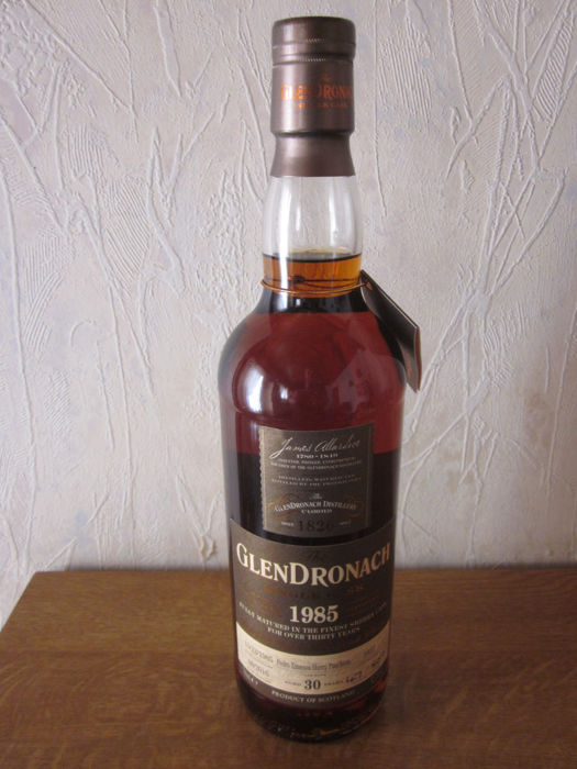 Glendronach 1985 30 years old (batch 14) - OB