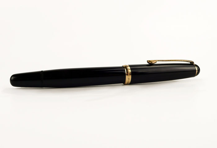 Vintage Montblanc - fountain pen model 344 - c. 1950-60
