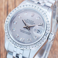 Rolex - Oyster Perpetual DateJust - 179174 - Women - 2000-2010