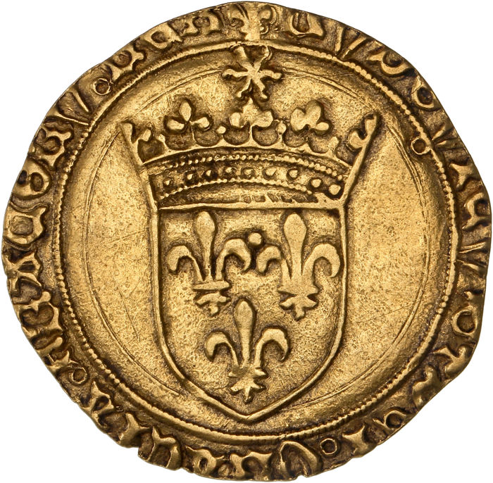 France Ecu d'or au soleil nd (1498) Toulouse - Louis XII (1498-1515) - Or