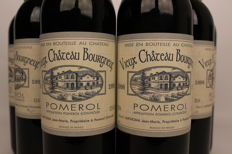 1998 Vieux Château Bourgneuf, Pomerol - 6 bottles