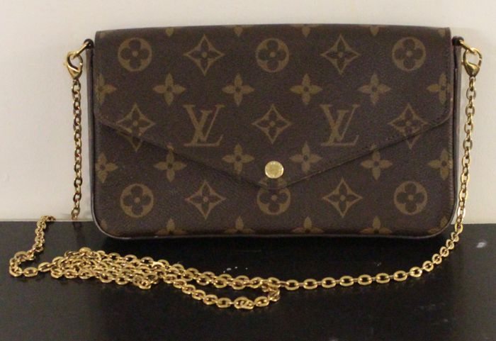 883567fd9e4db Louis Vuitton - Felicie Pochette - Catawiki