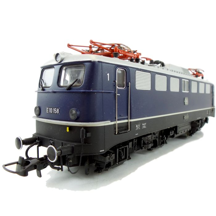 Roco H0 - 62490 - Electric locomotive - BR E10 in blauwe kleurstelling - DB