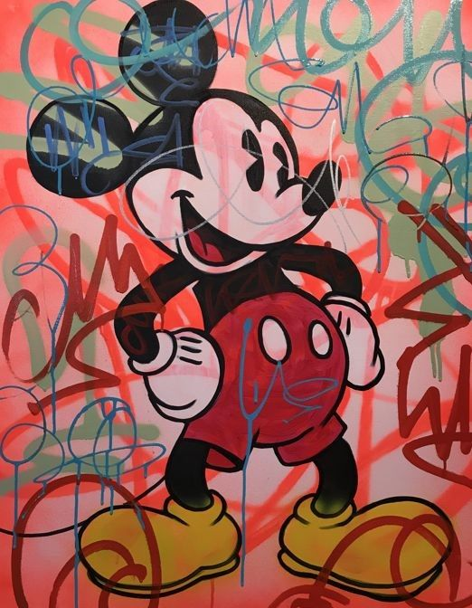 Dillon Boy - Classic Mickey Mouse