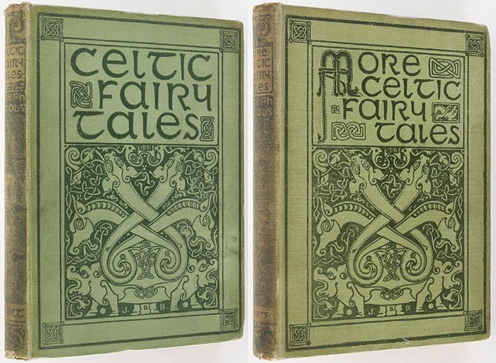 John D. Batten (illustrator); Joseph Jacobs - Celtic Fairy Tales - 1892/1894