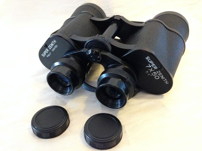 Zenith 7 x 50 high-end binoculars