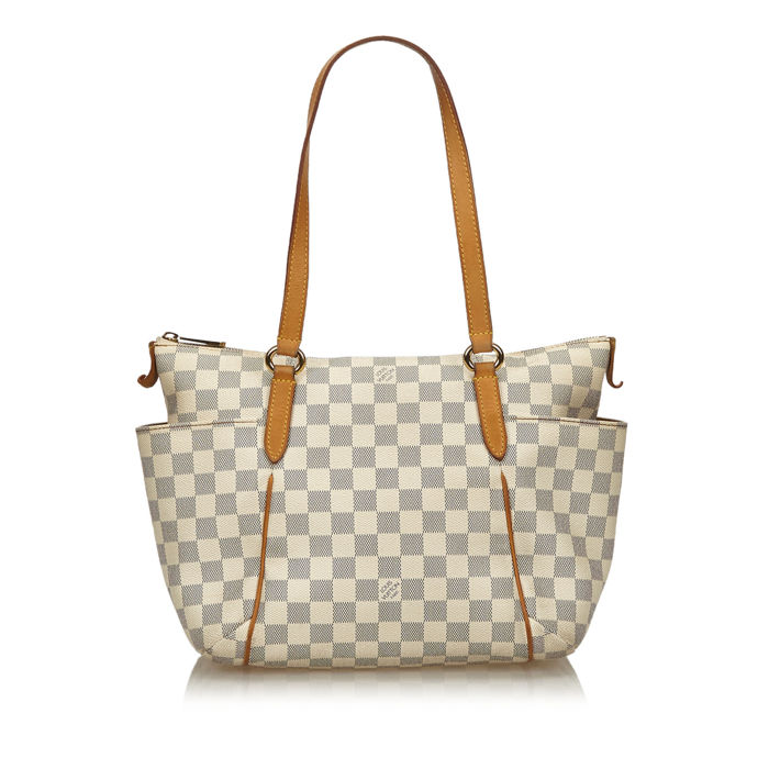 Louis Vuitton - Damier Azur Totally PM