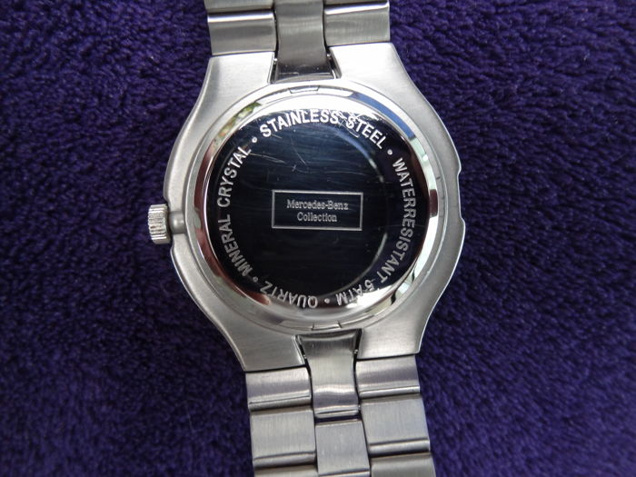 Mercedes Benz Sportief Heren Horloge Men 1990 1999 Catawiki