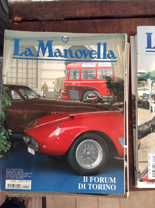 Official magazine of the Automotoclub Storico Italiano