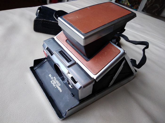 Polaroid / bellows camera Polaroid SX-70 Land Camera Alpha1