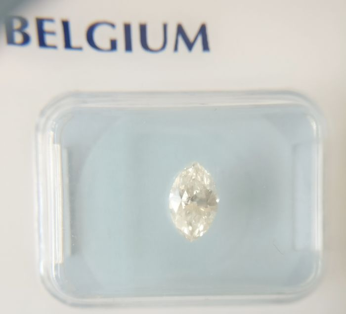 0.56 ct Marquise cut diamond G VS2