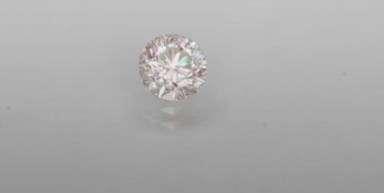 Natural diamond of 0.50 ct f si1