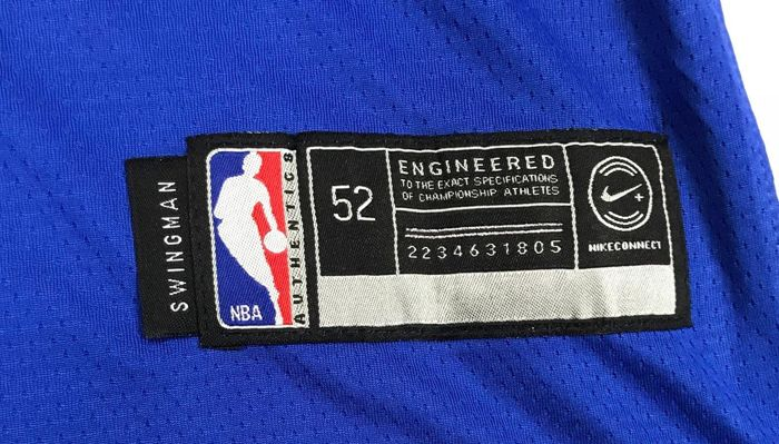 Jordan Bell  2 Signed Golden State Warriors Jersey AUTO Sz 52 NIKE Beckett  BAS witnessed ` COA signed by NBA USA Star Dub Nation. No reserve Price. 5ebdb4ea3