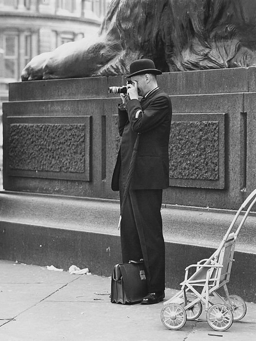 Kees Scherer (1920-1993) - Mr. Photographer, Londen, 1958