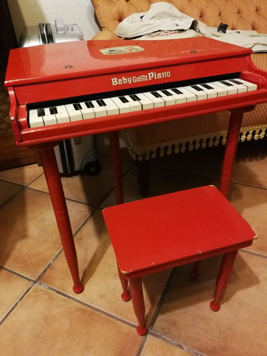 Baby Grand Piano For Toy Japan 1958 Catawiki