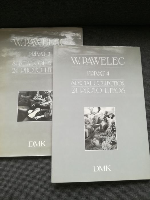 W. Pawelec - Privat Vol. 3 & 4 - 1983/1983