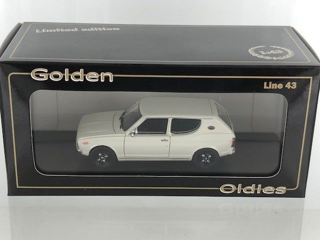 Golden Oldies - 1:43 - Datsun 100A Station Wit - BEV1074