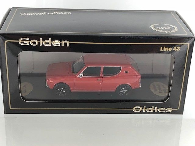 Golden Oldies - 1:43 - Datsun 100A Station Rood - BEV1075