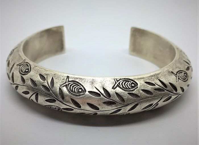925/1000 Silver Bracelet - Long: cm 19 - Made in Italy