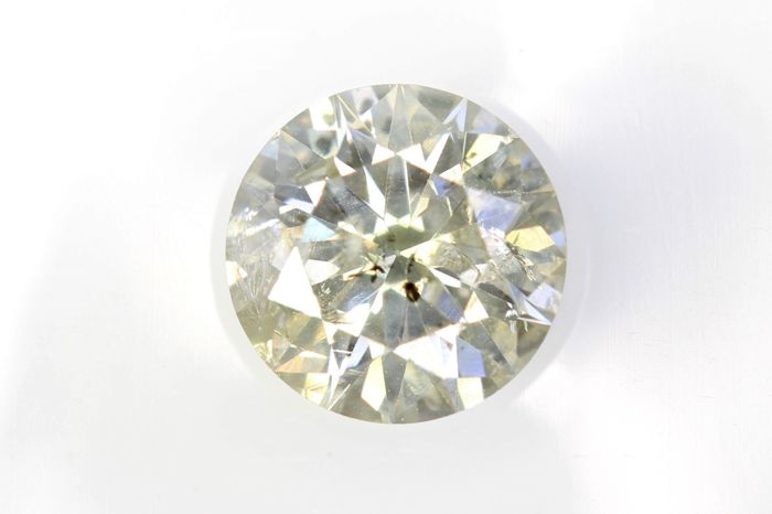 AIG Antwerp Sealed Diamond - 1.06 ct - N, I1
