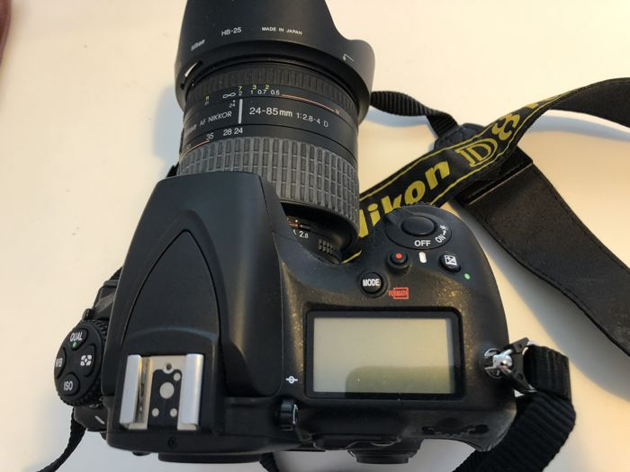 Nikon D810 Camera in mint condition used only 2 or 3 times
