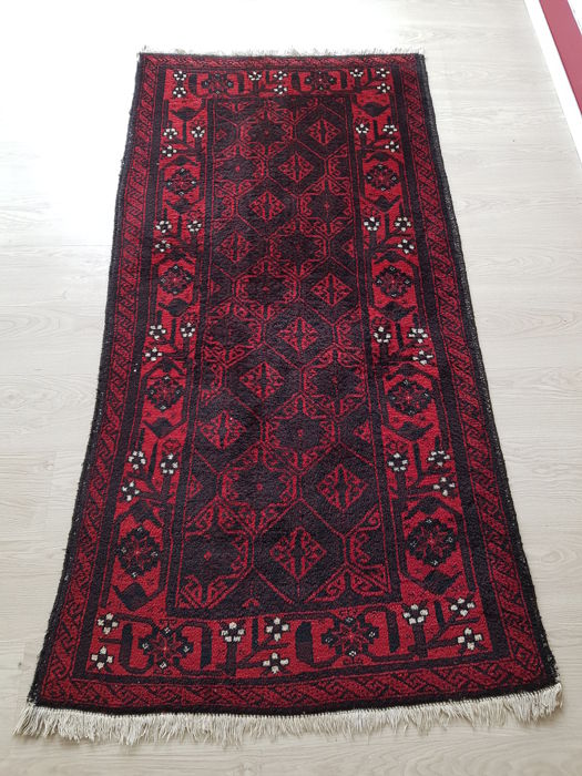 Persian carpet, 190 cm x 93 cm
