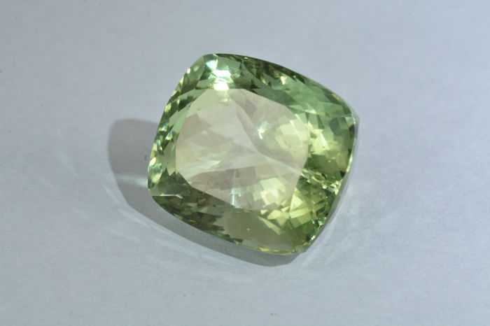 1 Green Amethyst - 33.54 ct