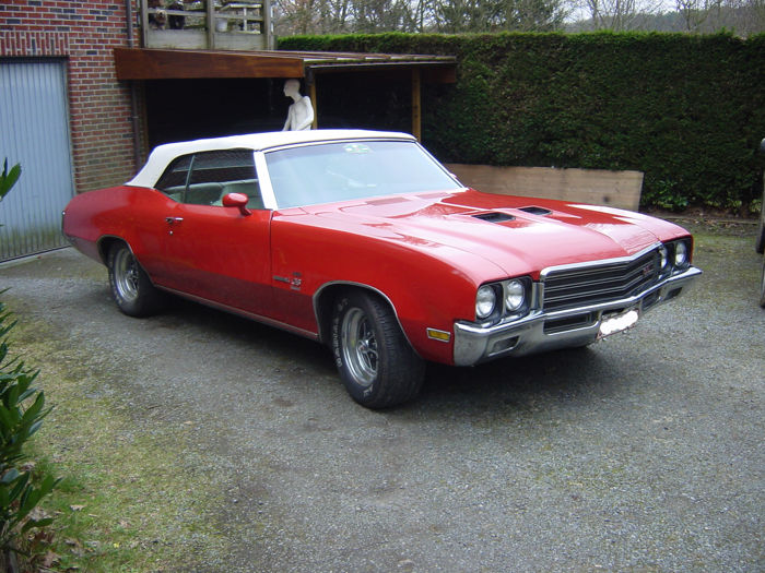 Buick - Stage One 455 - 1971