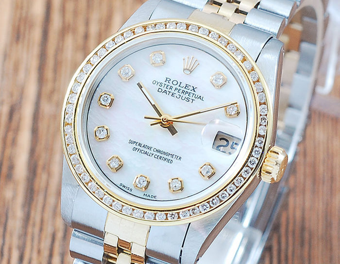 Rolex - Oyster Perpetual DateJust  - 68273 - Unisex - 1980 - 1989