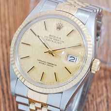 Rolex - Oyster Perpetual DateJust - 16013 - Homme - 1970-1979