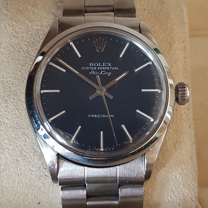 Rolex Oyster Perpetual Air King Ref 5500 Men 1960 1969 Catawiki