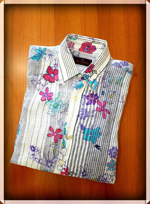 ETRO - Mercurio shirt