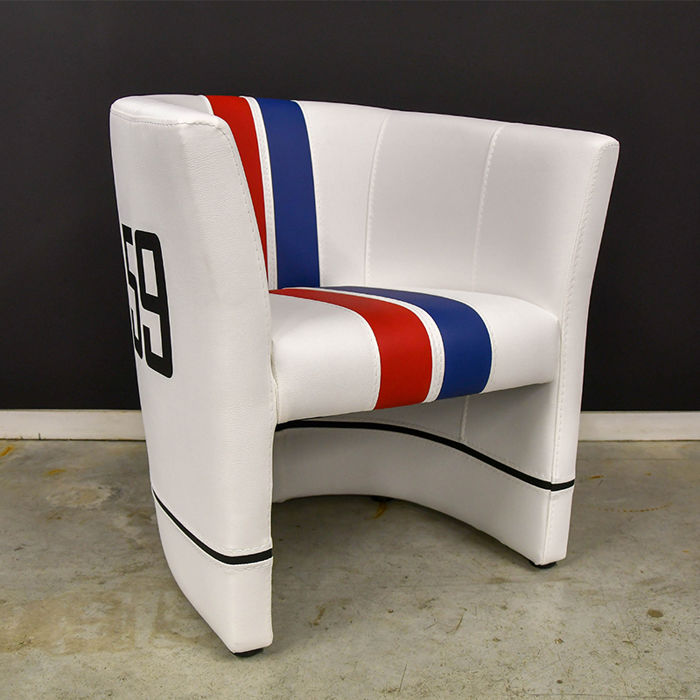 Porsche 911 RSR theme club chair 1979 No. 59