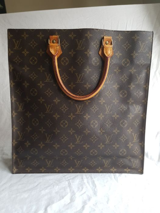 73e7994f7 Louis Vuitton - Sac Plat Tote bag - Vintage - Catawiki