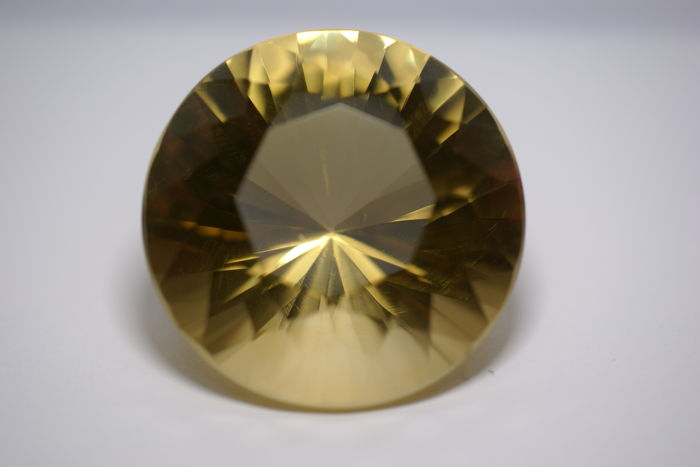Citrine brownish -yellow  309.93 ct