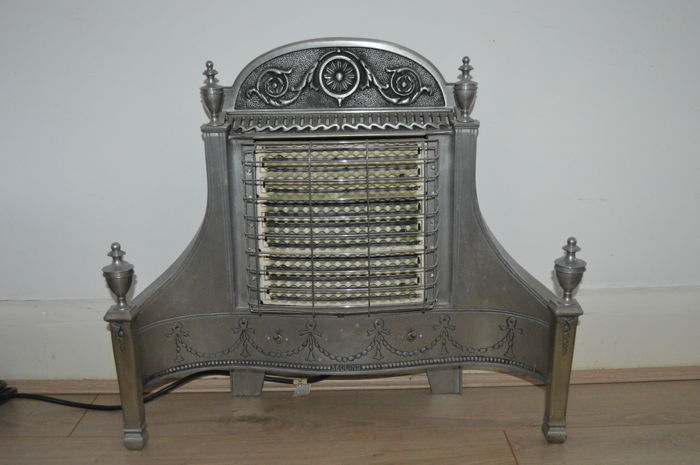 Belling adam model 916 electric fire england circa 1940 for Electric fireplace wiki