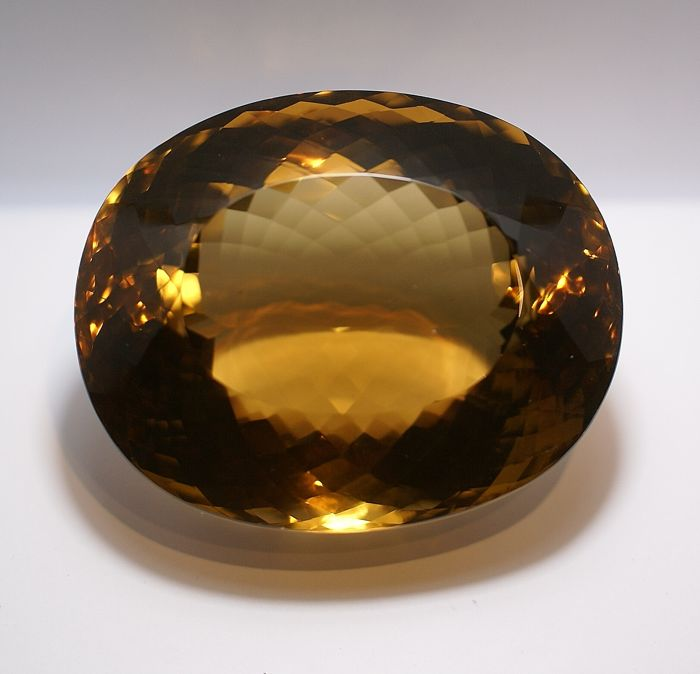1 pcs  Quarzo citrino - 1628.55 ct