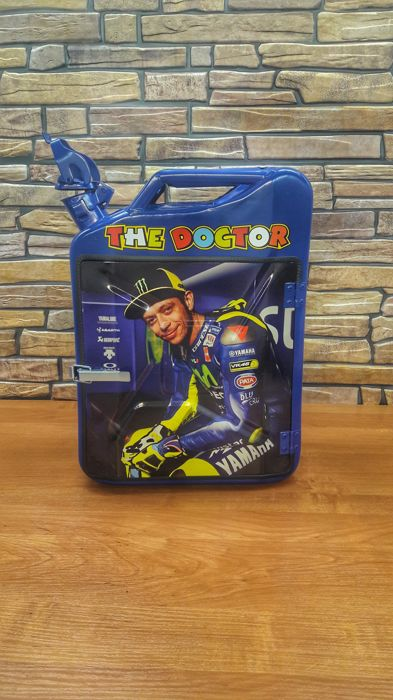 Jerrycan  the Doctor Rossi