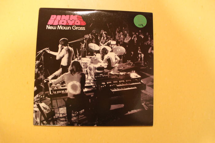 Pink Floyd - New Mown Grass - Very Limited nr 112 out of 222 Unofficial Release - NM