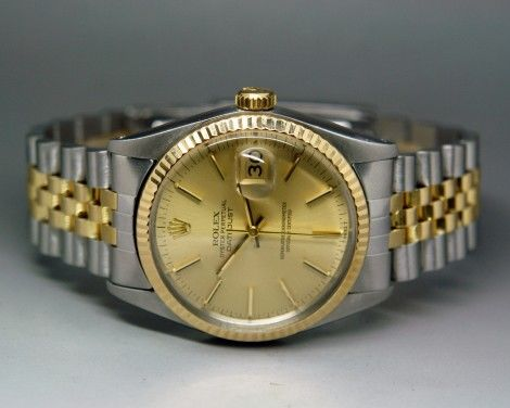 Rolex - Oyster Perpetual Datejust  - 16013 - Hombre - 1980 - 1989