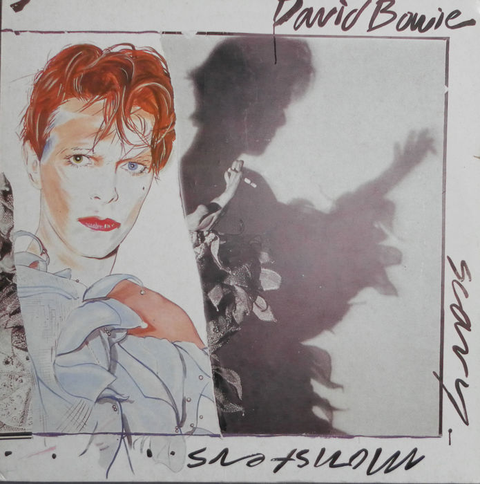 David Bowie 5 Lp S Scary Monsters Lodger Let S Dance Catawiki