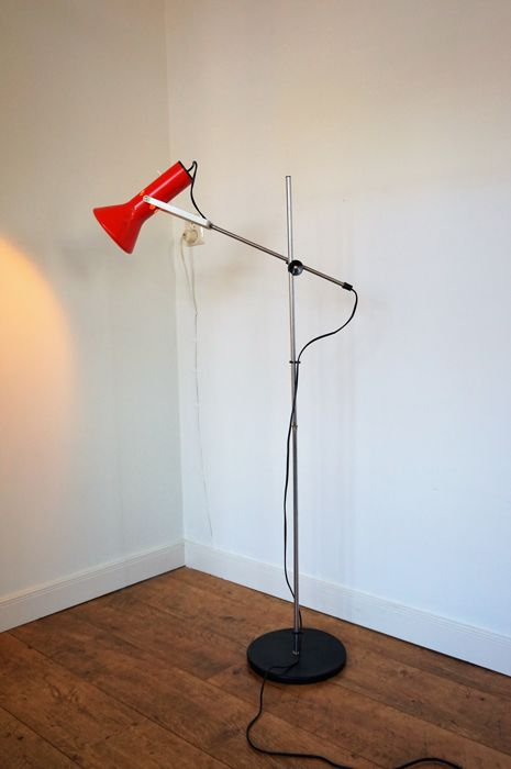 Designer unknown - Vintage floor lamp