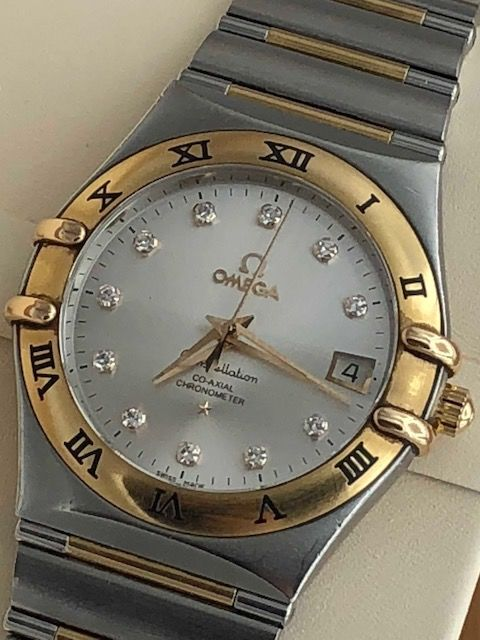 Omega - Constellation  - 2500 - Heren - 2000-2010