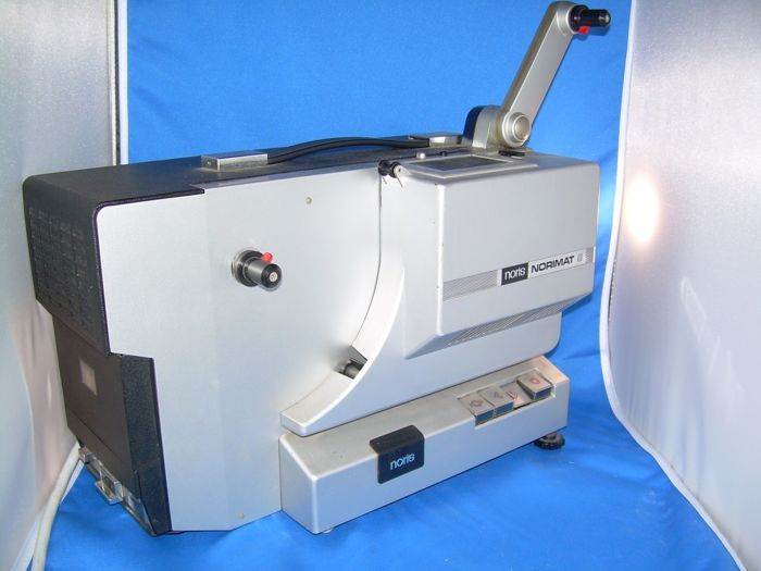 NORIS NORIMAT S super-8 sound projector
