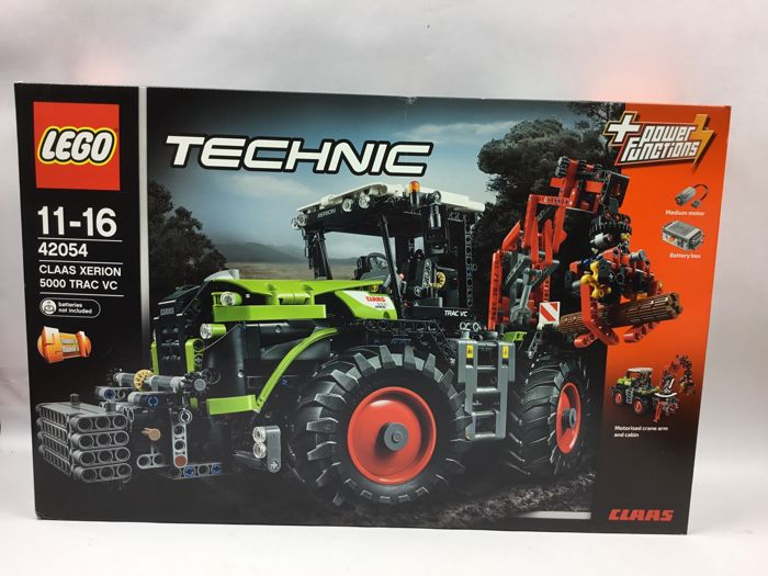 Technic - 42054 - Claas Xerion 5000 tractor VC