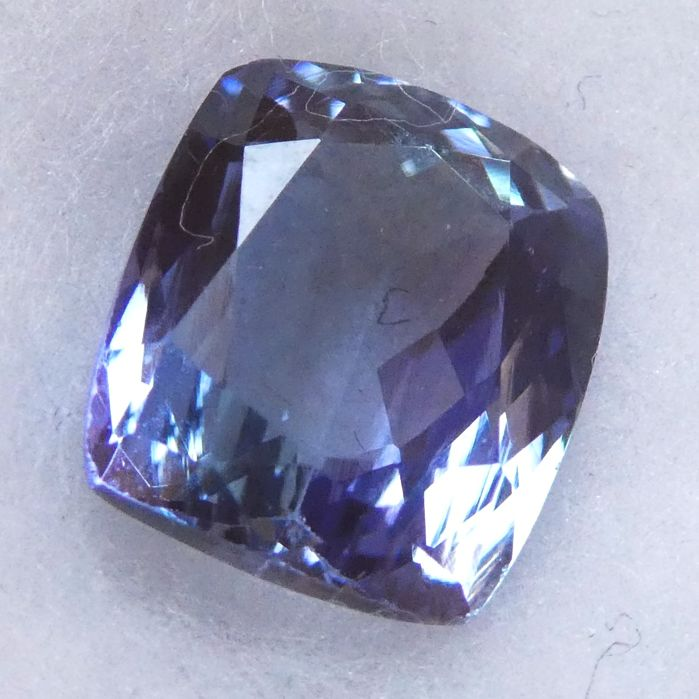 Tanzanite – 2.59 ct – No Reserve Price