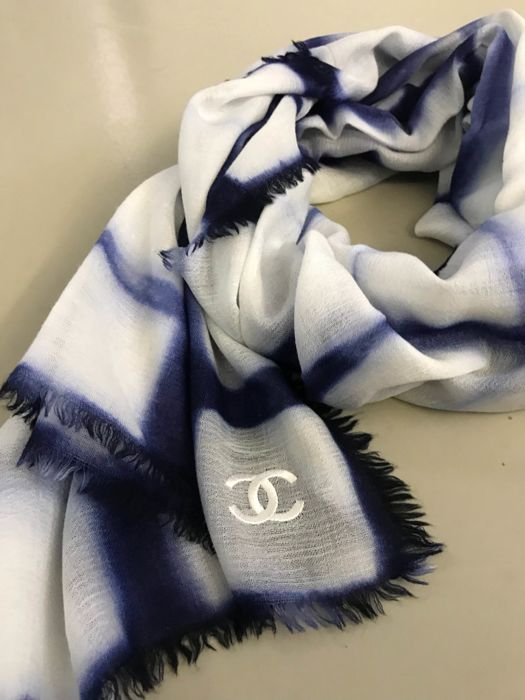 Chanel wrap/stole