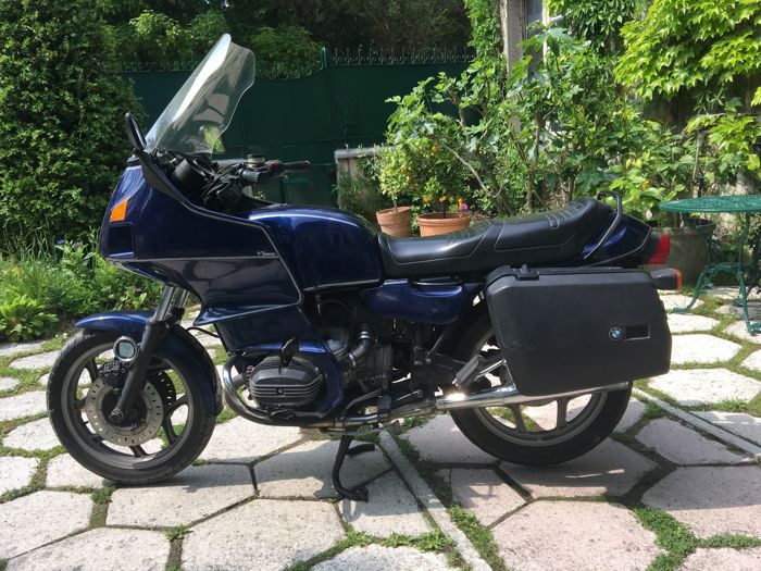 BMW - R100RT - 1000 cc - 1989