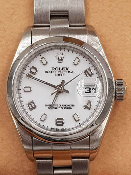 Rolex - 79160 Oyster Perpetual Date - Dames - 2000-2010